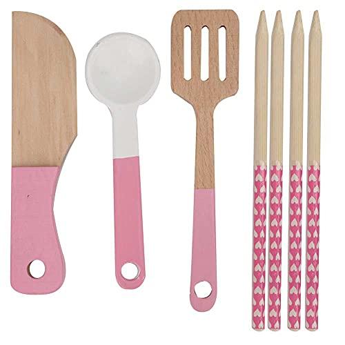 Juguete de cocina, juguetes de juego de simulación, juguete de utensilios de cocina de 14 piezas, portátil inofensivo para niños
