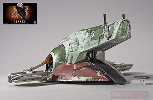 NEW REVELL RV01204 Slave 1 BANDAI Star Wars Kit 1:144 MODELLINO Model