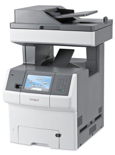 Lexmark X738de;Multifunktionsgerät;Farblaserdrucker;Scanner;Kopierer;Fax