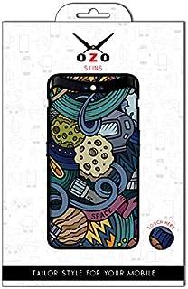 لاصقة حماية من اوزو برسومات الفضاء لموبايل Google Pixel 2 XL