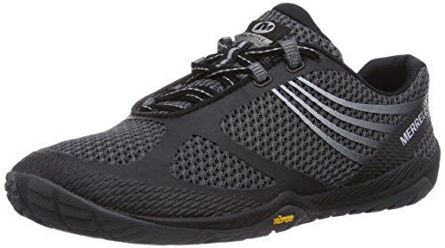 Merrell Women's Pace Glove 3 Trail Running Shoe,Black,8.5 M US