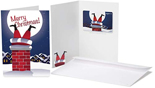 Amazon.co.uk Gift Card for Any Amount in a Fitting Christmas Greeting C