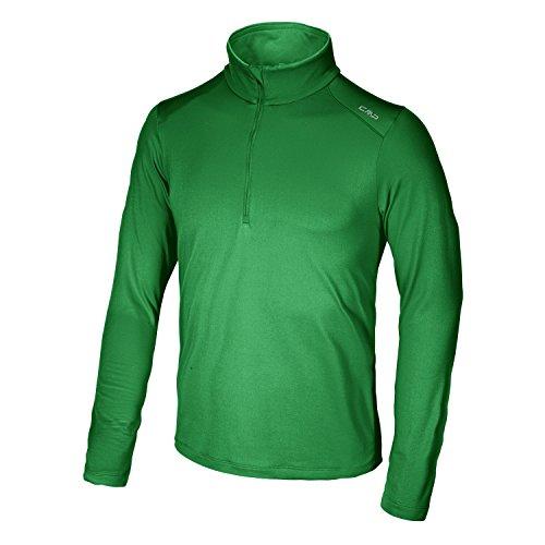 CMP T-Shirt Manches Longues Fonctionnel en Polaire pour Homme 54 Irlandais