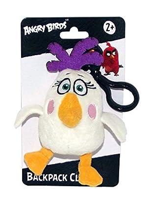 Angry Birds Movie Clip On Matilda Plush