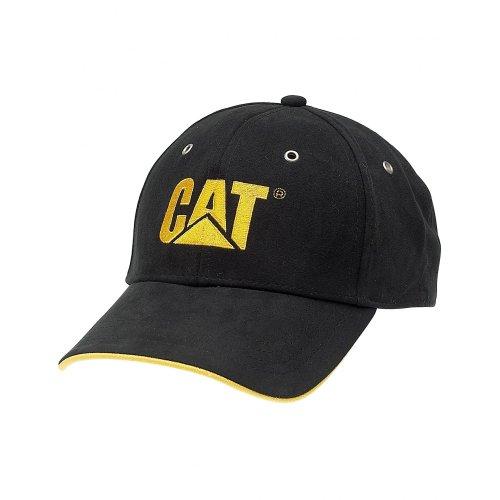 Caterpillar C434 klassische Baseball Kappe / Mütze (One Size) (Schwarz)