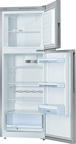 Bosch KDV29VL30 Libera installazione 264L A++ Acciaio inossidabile frigorifero con congelatore
