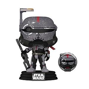 Funko 55495 POP Star Wars: Across The Galaxy - Crosshair (Kamino) - Amazon Exclusive 8