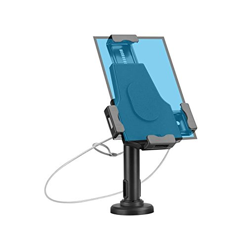 KIMEX 091-2401 Soporte de Mesa/Pared Universal y antirrobo para Tablet 7.9