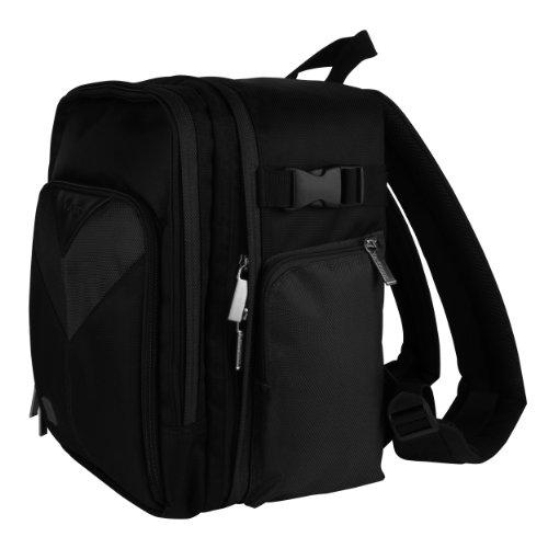 Sony Cyber shot DSC HX400V Black Sparta Collection SLR Camera Backpack