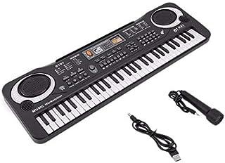 61 Keys Digital Music Electronic Keyboard Key Board Gift Electric Piano Gift