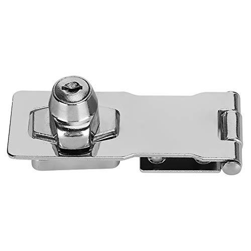 Cerradura de teclado de alta dureza con candado antirrobo de aleación de zinc, superfuerte.