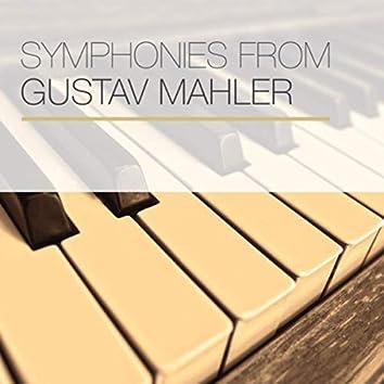 Symphonies from Gustav Mahler