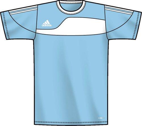 Adidas Autheno Trikot hellblau / weiß, L