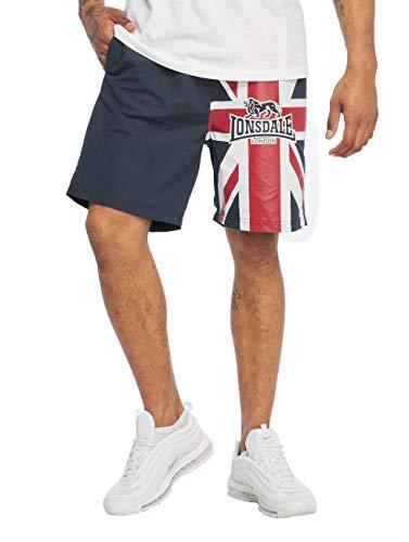 Lonsdale London Hombres Pantalones Cortos Tarmac