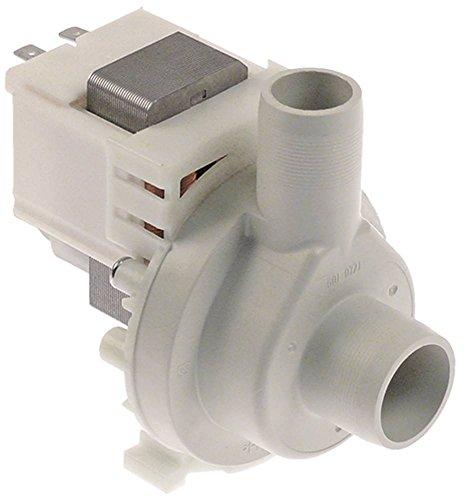 HANNING DP020-028 Pumpe Ausgang 23mm 29mm Eingang 29mm 50Hz 25W 220-240V