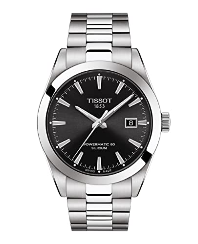 Tissot Herren-Armbanduhr Powermatic 80 T127.407.11.051.00