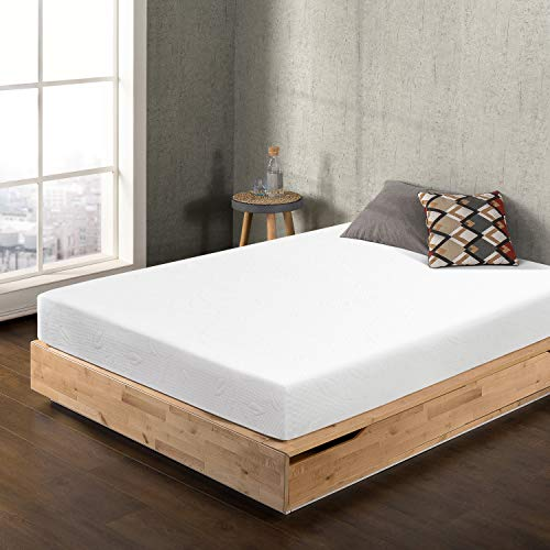 "Best Price Mattress 8"" Air Flow Memory Foam Mattress, RV, Camper, Motorhome, Travel Trailer, Short Queen"