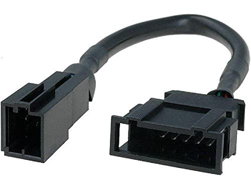 Adaptateur compatible avec changeur de CD compatible avec Audi VW 4