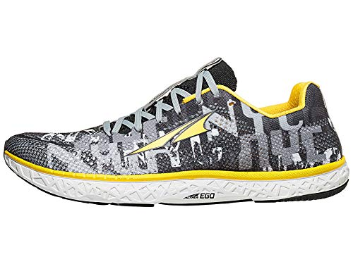ALTRA Men's Escalante Racer NYC Running Shoe - Color: Black/Gold (Regular Width) - Size: 8.5