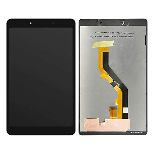 TheCoolCube LCD Display Touch Screen Digitizer Glass Assembly Replacement Compatible with Samsung Galaxy Tab A 8.0 Wi-Fi 2019 SM-T290 T290 (Black)