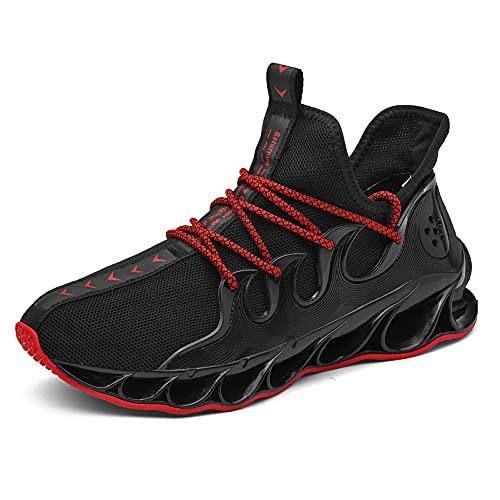 Kouani Scarpe da Tennis da Trail Running da Uomo Sneakers alla Moda Leggere e comode