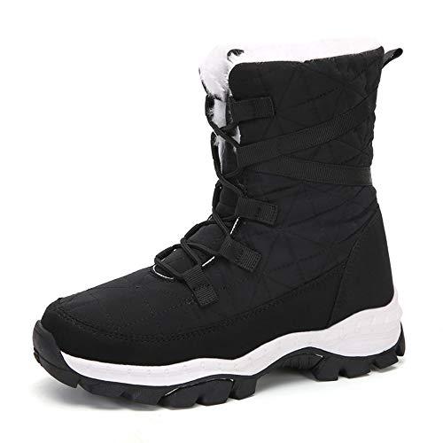 XNAurora Botas de montaña ligeros impermeables botas de caza de la mujer,...