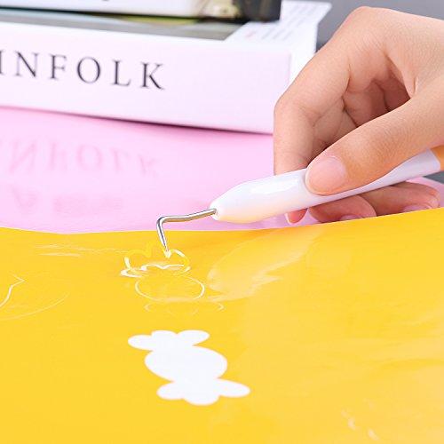 Craft Weeding Tools-Vinyl Weeder Basic Tool for Lettering (Hook Weeder)