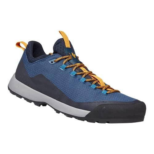 Black Diamond Equipment - Mission LT Men's Approach Shoes - Eclipse Blue/Amber - Size 14