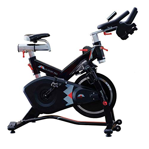 Gym Gear M Sport Pro Indoor Cycle - A high end spin bike with a huge saving