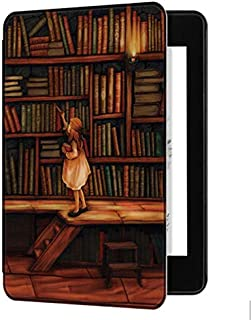 Kindle Paperwhite Cover 10th Generation - Case for Kindle Paperwhite 10th Generation 2018, New Version(no fits 2012-2017 A...