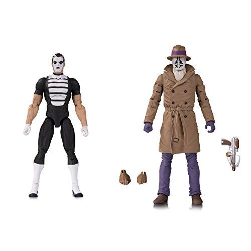DC Comics APR180302 2 x Actionfiguren Verschiedene