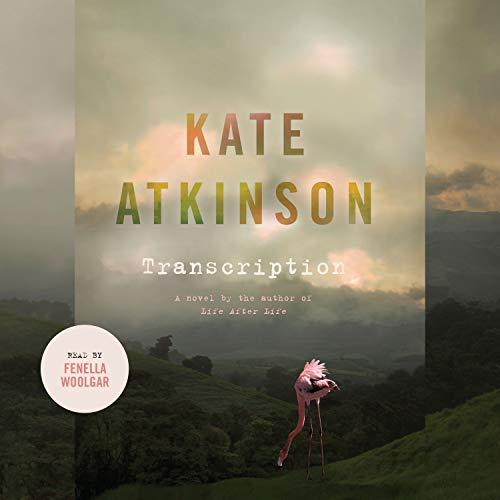 Transcription audiobook cover art