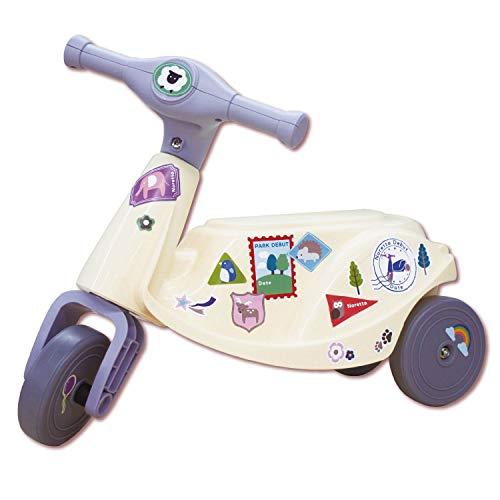 おうちでも お外でも とことん遊べる 軽量バイク Noretta~ノレッタ~ 1歳から