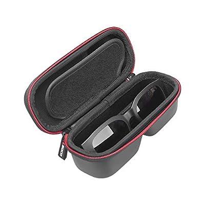 RLSOCO Hard Case for Bose Frames Audio Sunglasses : Frames Alto / Frames Tenor / Frames Soprano / Frames Rondo Bluetooth Audio Sunglasses