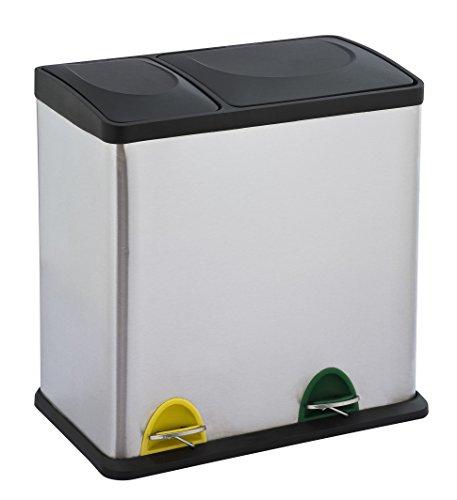 Batimex Kitchen Move 958048B AS Cubo Basura Compartimentos