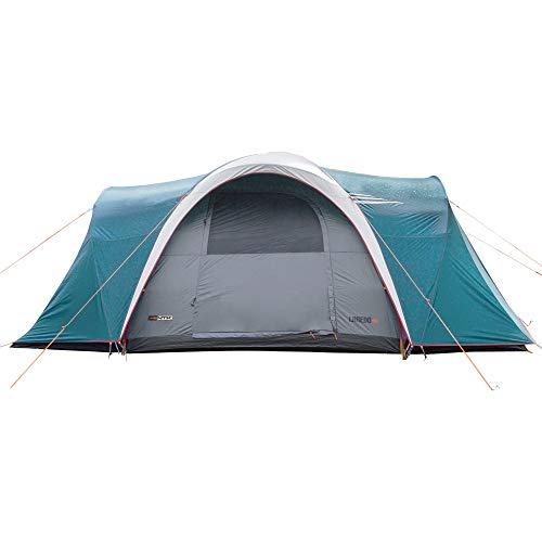 NTK Laredo GT 8 to 9 Person 10 by 15 Foot Sport Camping Tent 100% Waterproof 2500mm