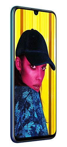 Huawei P smart 2019 BUNDLE (Dual-Sim Smartphone, 15,77 cm (6,21 Zoll), 64GB interner Speicher, 3GB RAM, Android 9.0) Aurora Blue + gratis 16 GB Speicherkarte [Exklusiv bei Amazon] - 4