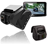 Best Auto Dash Cams - Dual Dash Camera Front and Rear for Cars Review