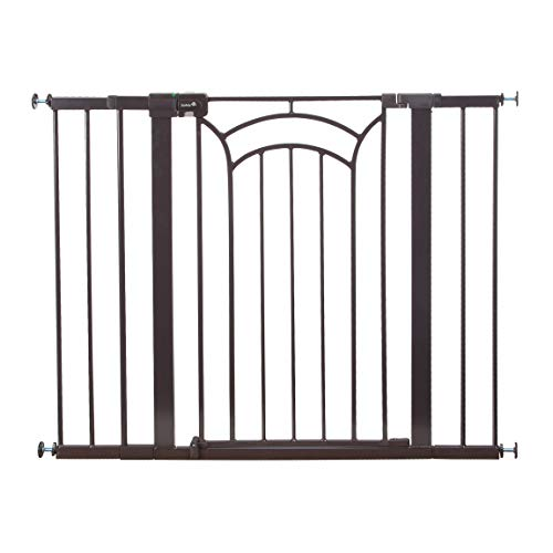 Safety 1st Décor Easy Install Tall & Wide Baby Gate
