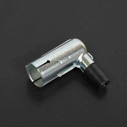 Antiparasite Transval Mobylette MBK 50 88 RTF 319/90° chrome 5KOhms Neuf