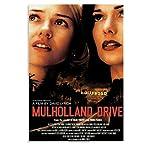 MRBIGWEI Mulholland Drive Movie Print auf Leinwand Kunst