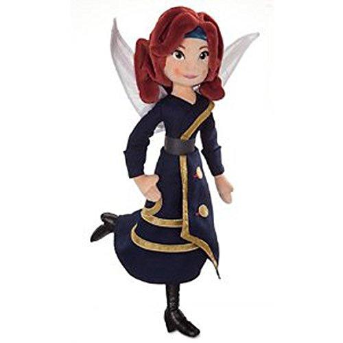 """Disney Feen - Zarina aus """"Tinkerbell und die Piratenfee"""" - 18\"""" Stofftier Zarina Puppe"""
