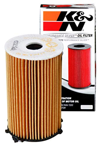 K&N Premium Oil Filter: Designed to Protect your Engine: Fits Select 2010-2019 KIA/HYUNDAI (Sedona, Sorento, Cadenza, K7, Azera, Santa Fe, XL), PS-7030, Multi