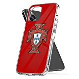 Phone Case Portugal National Team - FPF Seleco Compatible with iPhone 6 6s 7 8 X XS XR 11 Pro Max SE 2020 Samsung Galaxy Waterproof Drop Anti