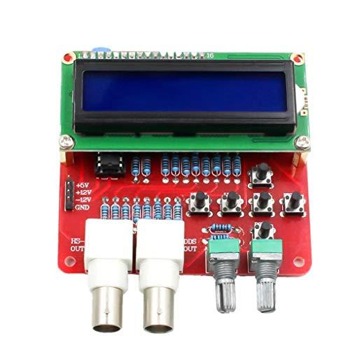 DDS Funktion Signal-Generator-Modul Bausatz Monolithic Ersatzteile Red