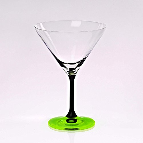 CRISTALICA Cocktail en Verre Manhattan 240ml, Verre, (German Crystal Powered by