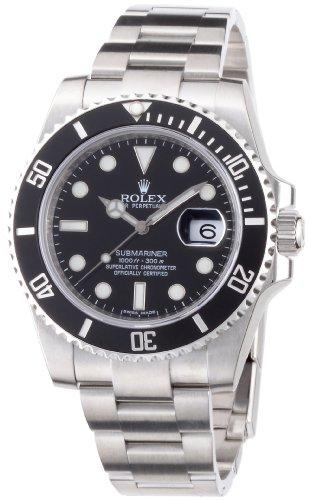 [ロレックス] 腕時計 116610LN メンズ 並行輸入品 シルバー [並行輸入品]