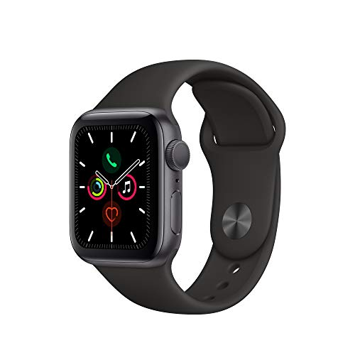 Apple Watch Series 5 (GPS, 40mm) – $299