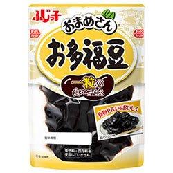 フジッコ おまめさん お多福豆 145g×10袋入×(2ケース)
