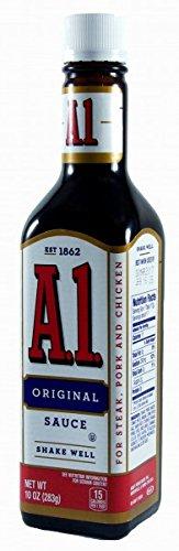A1 Steak Sauce USA Import 283 gr.